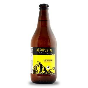 cerveza artesanal Aeropostal Saint Exupery Rubia