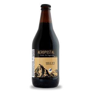 cerveza artesanal Aeropostal Vuelo 8 Irish Stout