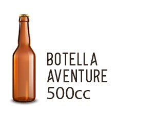 botella-aventure aeropostal